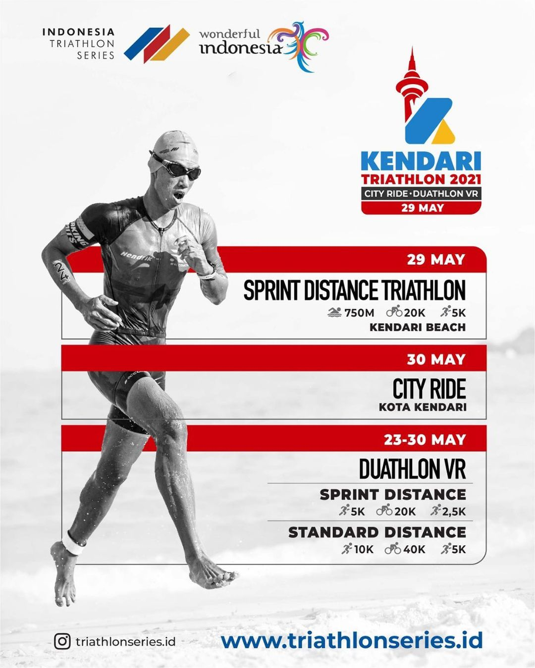 Kendari Triathlon • 2021