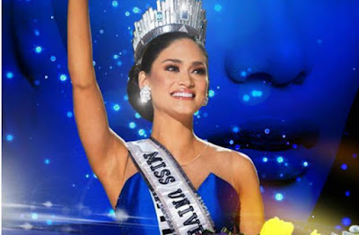Pia Wurtzbach's homecoming parade on Jan. 25, 2016