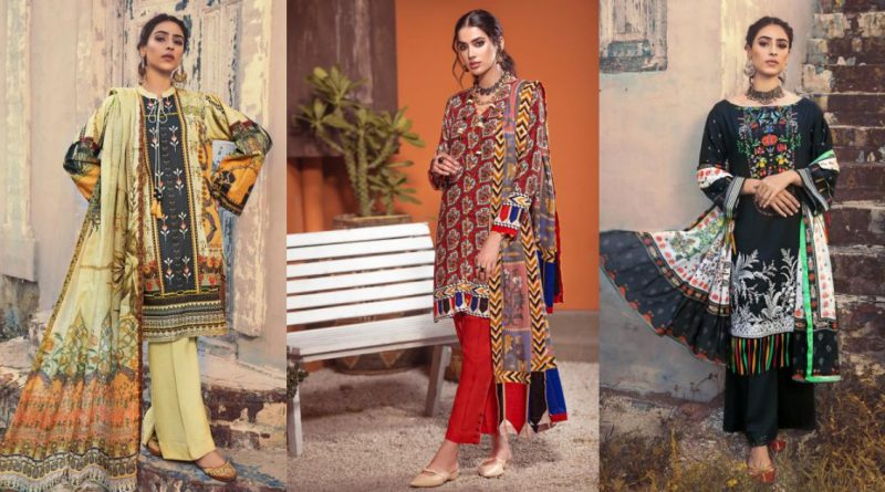 Gul Ahmed Winter Collection 2020 with Prices