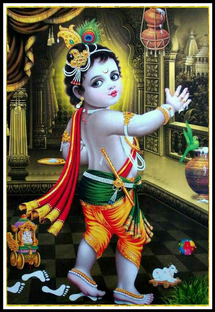 baby krishna images hd free download