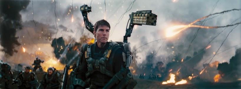 Movie Review Edge Of Tomorrow 2014 Tom Cruise Emily Blunt Colourlessopinions Com