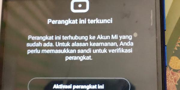 How to ByPass Redmi 9A Dandelion Locked Mi Account