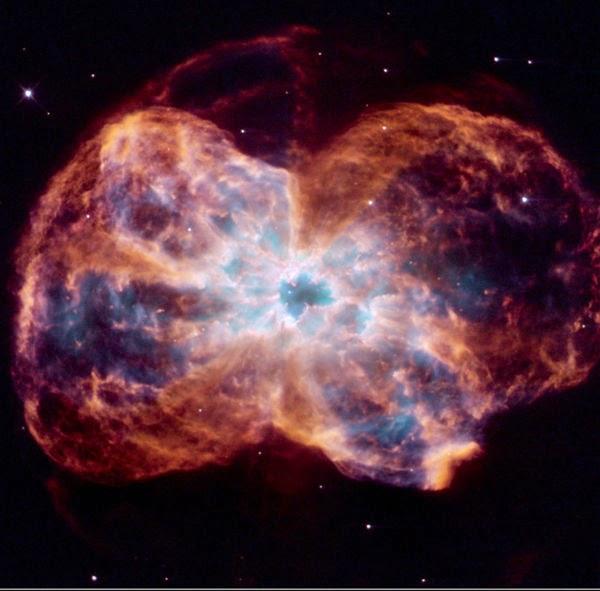 ledakan bintang, higgs boson