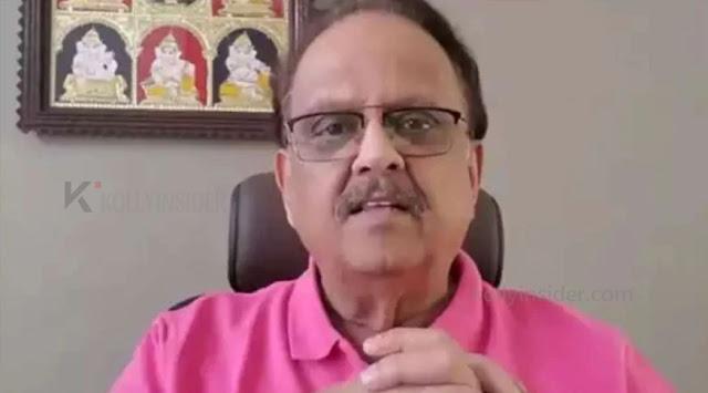 SP Balasubrahmanyam is good and improving, says SP Charan