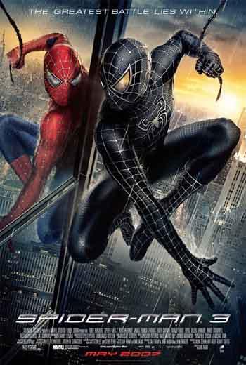 Spider Man 3 2007 480p 450MB BRRip Dual Audio [Hindi - English]