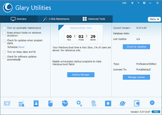 Glary Utilities Pro 5.64.0.85 Multilingual + Portable