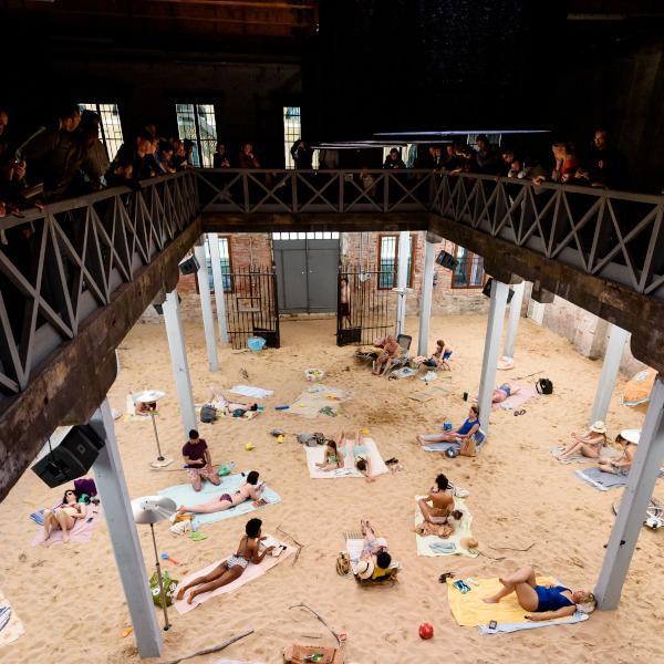 The Lithuanian Pavilion at the Venice Biennale 2019