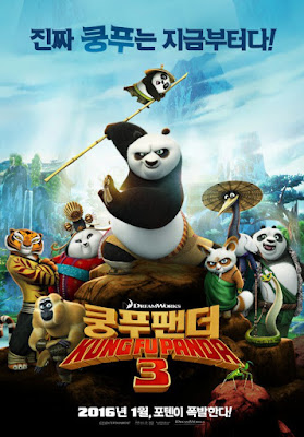 Kung Fu Panda 3(2016)Watch full hindi dubbed movie online HD