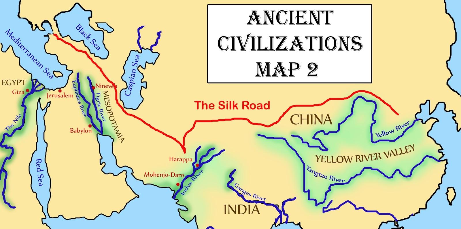 Glimmercat Education Introducing Ancient China