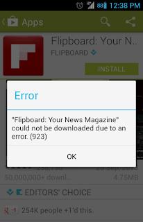 Cara Memperbaiki HP Tidak Bisa Download Aplikasi di Google Play Store