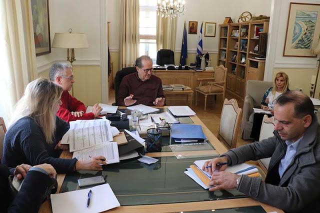 Σε 5 άξονες η Κοινωνική Πολιτική της Περιφέρειας Πελοποννήσου