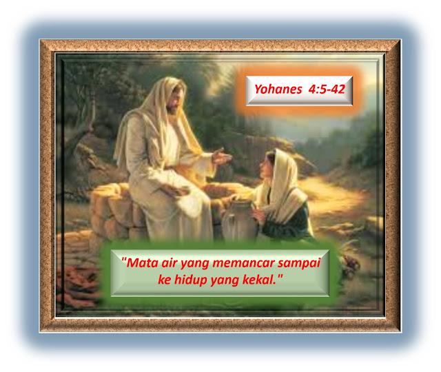 Yohanes 4:5-42