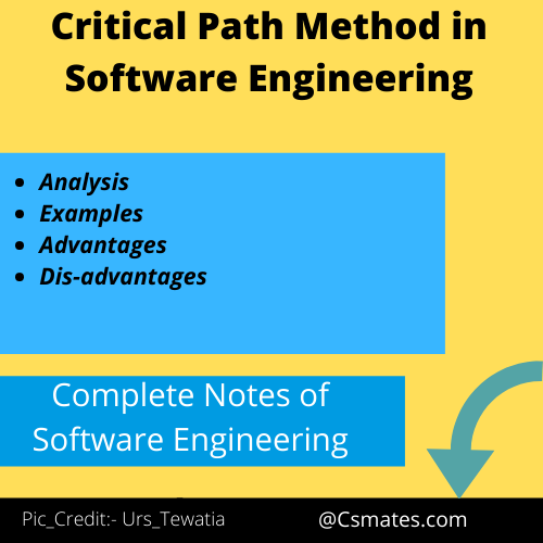 critical path method in software engineering[click here]
