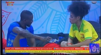 """""""I Can't Change, I Have A Problem With Frodd Not You"""" - Omashola Trash Out Issues With Venita (VIDEO)"""
