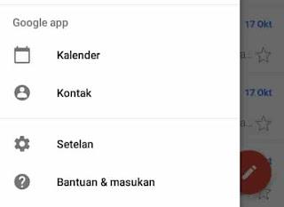 menambahkan gmail baru di hp android
