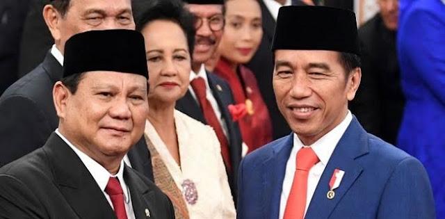 Prabowo Didampingi Trenggono, Pengamat: Ada Agenda Besar Di Balik Itu Semua