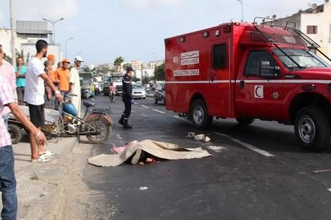 حوادث سير مدن المغرب تسقط 26 قتيلا جديدا
