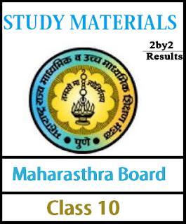 Maharashtra board SSC Syllabus 2018 for Class 10th PDF Download