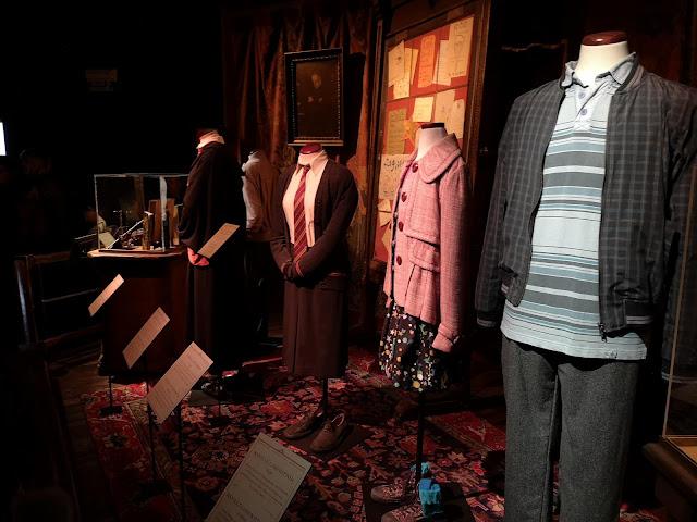 Trajes de Harry Potter Exibition
