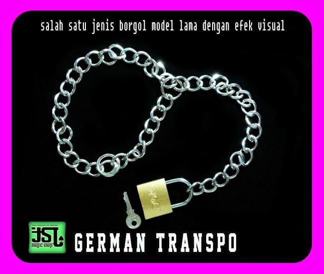 TOKO SULAP JOGJA German Transpo Handcuff