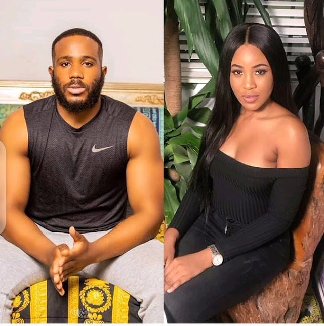 BBNaija: Erica, Kiddwaya Make Out After Escaping Evictions