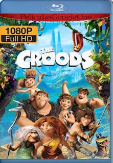 Los Croods Una Aventura Prehistorica [2013] [1080p BRrip] [Latino-Inglés] [GoogleDrive] RafagaHD