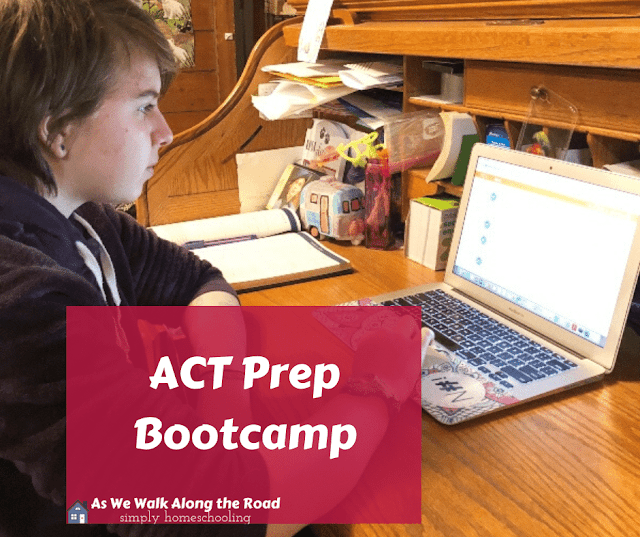 ACT Test Prep for Homeschool
