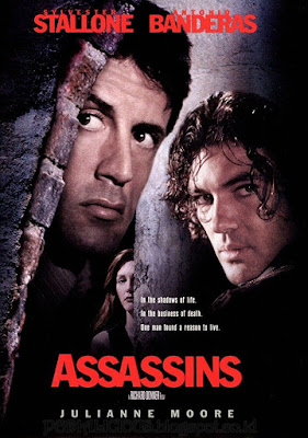 Sinopsis film Assassins (1995)