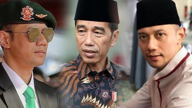 Penyebab AHY Ditolak jadi Menteri Jokowi, Masih soal Dosa SBY ke Megawati di Masa Lalu