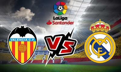 فالنسيا و ريال مدريد بث مباشر