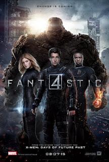 FANTASTIC FOUR (2015) Review