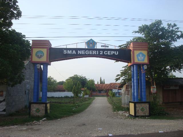 SMA 2 Cepu