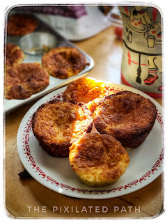 Cheese & Rosemary Muffins from Curative Magic by Rachel Patterson