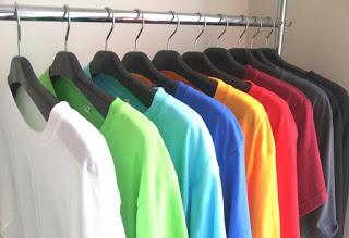 Kenapa Kaos Combed 30S Sering Dijadikan Pilihan Utama Konveksi