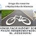 Droga dla rowerów z Myślęcinka do Niemcza – czekamy na opinie