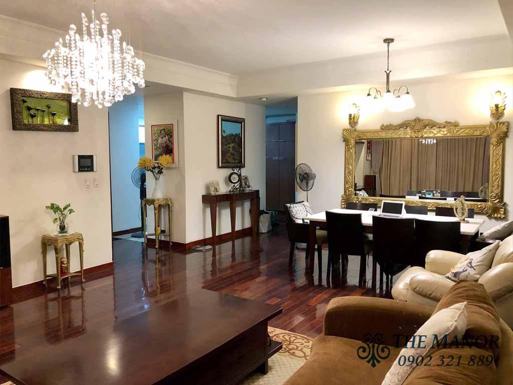 Tòa AE The Manor 1 cho thuê hoặc chuyển nhượng căn hộ 157m2 - pic 4