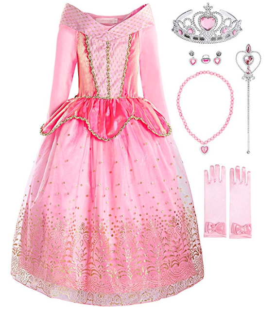 Princess Dress-up Costumes