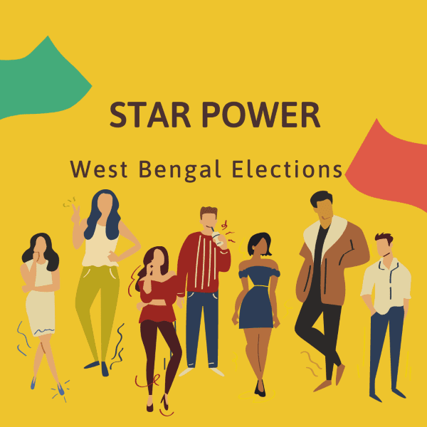 The Great Bengal Election 2021 - Star Team Of BJP And TMC