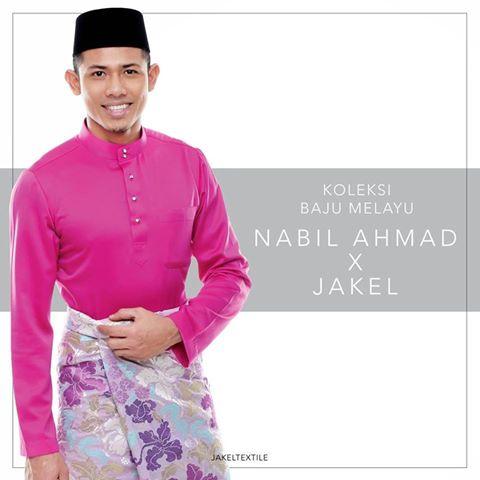 Baju Raya Jakel