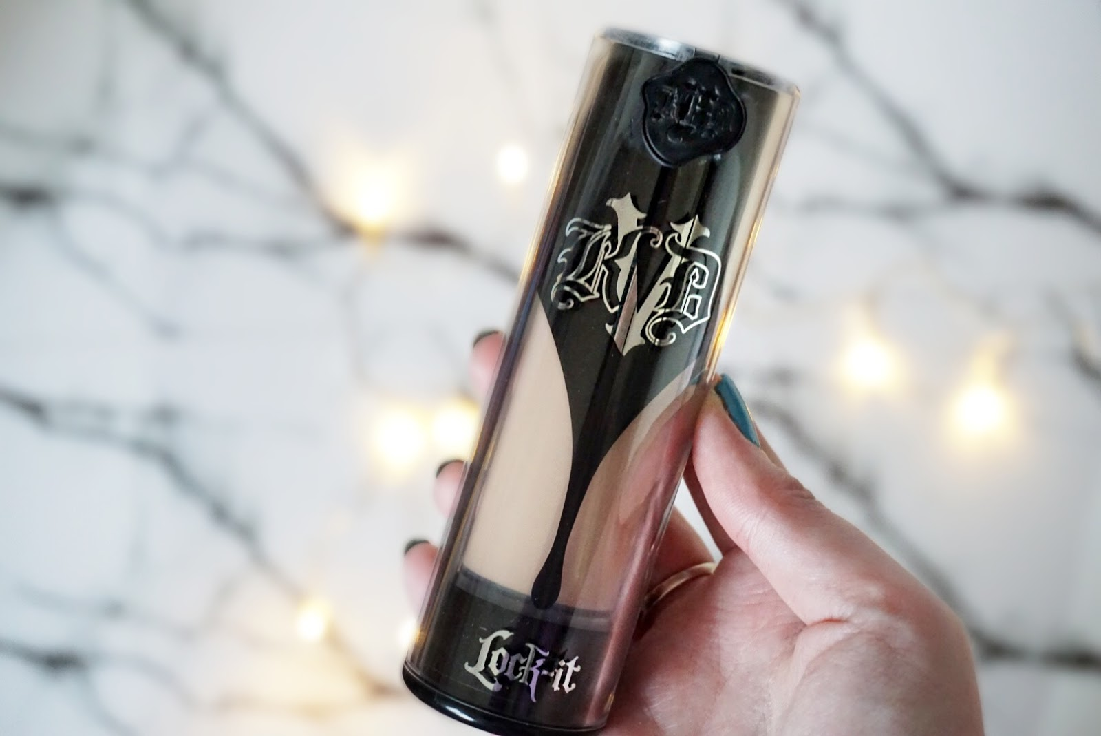 Kat Von D Lock It Foundation Bottle