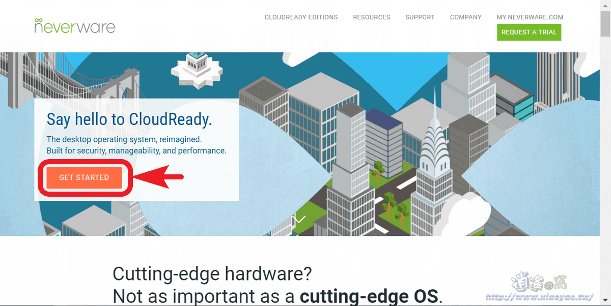 Cloudready 讓舊電腦運行Chrome OS 變成ChromeBook 暢快上網