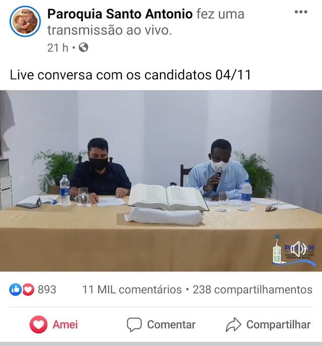 ITARANTIM: LIVE COM FÁBIO GUSMÃO É A MAIOR DA HISTÓRIA DO MUNICÍPIO