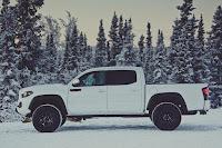 Toyota Tacoma TRD Pro Crew Cab (2017) Side