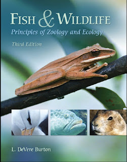 Fish & Wildlife – Principles of Zoology and Ecology 3rd Edition