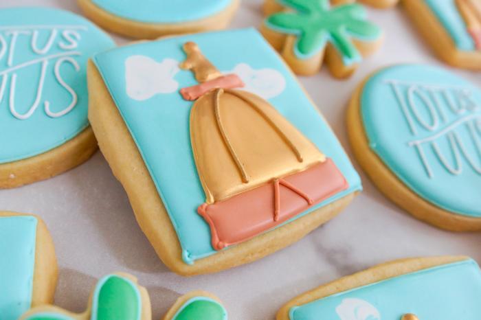 university of notre dame totus tuus cookies