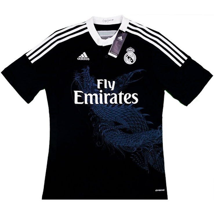 c73cb0cf Which Is Your Favorite? Here All Real Madrid Away & Third Kits in ...