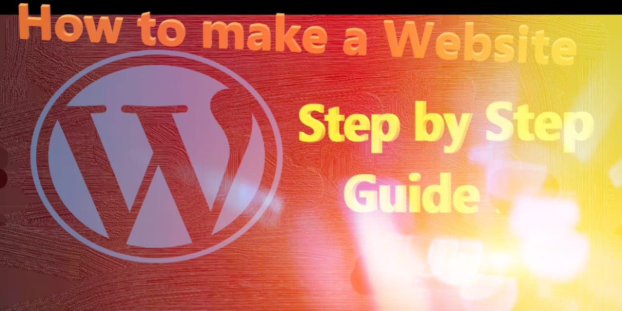 How to create a WordPress website 🔥 This is Page-1