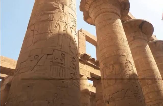 Kernak Temple Egypt