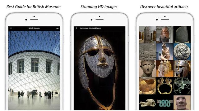 The British Museum Guide App
