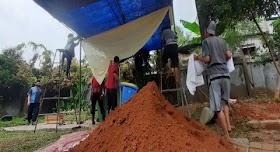 Ustaz Maaher Dimakamkan di Sebelah Makam Syekh Ali Jaber